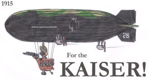 For the Kaiser!!! by DingoPatagonico