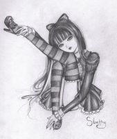 Stocking by Macabrelle