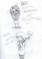 APH Russia Day-Philippine Independence Day by SkyLangitCielCielo