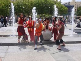 Group: The Last Avatar by DreamsWithinMe