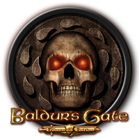 Baldurs Gate Enhanced Edition Icon by kodiak-caine