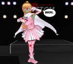 Cosplaying Zombie 2016 Pop Idol by quamp