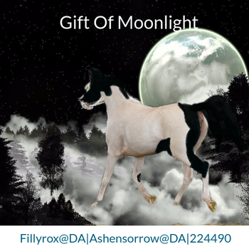 Gift Of Moonlight by quicksilver1212
