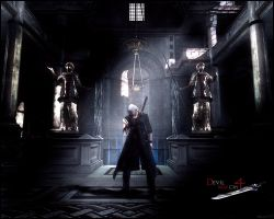 Devil May Cry 4 Wallpaper by AncesTTraL