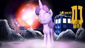 DJ Who Legacy Sweetie Belle by TheProdigy100