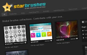 StarBrushes.net by Andrei-Oprinca