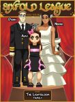 Lightbloom Family Formal Wear by Amy-the-Jigglypuff