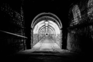 Light at the end of the tunnel? by razokadam