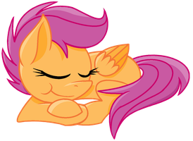 Scootaloo by LeKraZytacos