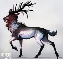 Antlers by kalambo