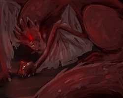 Red Dragon by Clue000