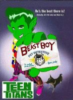 BeastBoy Pet Detective by teentitans