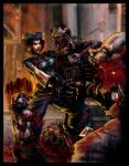 Resident evil-close call by Destinyfall