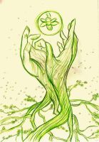 The Hands of Nature by wicked-turtle