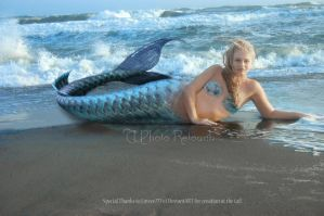 Mermaid Brandi by resalewisfreelance