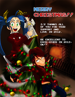 A Very Bipolar Christmas To All by ThreeTwo