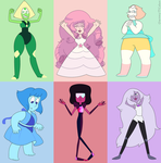 Body Swap - Steven Universe by CharmmyColour