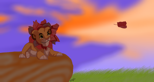 Lion King 20th by SciFiBeatlesGleek
