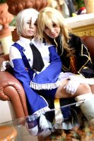 Pandora Hearts: Vincent, Echo by krishinya