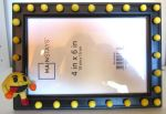 Pac Man Picture Frame by FlamingChickCreation
