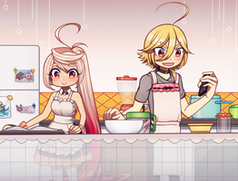 cooking by desire-drive