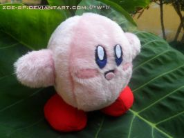 Kirby Plushie by Ivy-Mauve