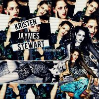 Kristen Stewart Blend by ArzCullenEditions