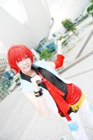Ittoki Otoya :: Come on, Let's Sing by x3Kiko