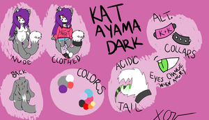 Kat Ref :UPDATED: by XxObscureVioletxX