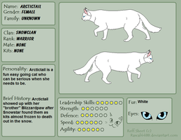 Arctictail REF by Philstock2000