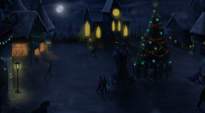 Godric's Hollow by SAibIRfan