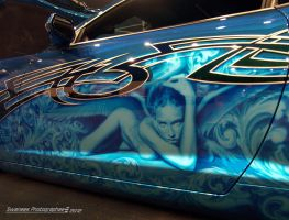 Beauty within Paint by Swanee3