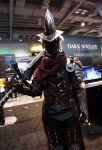Dark Souls 3 Abyss Watcher Cosplay - PAX East 2017 by SilverIceDragon1