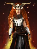 Bound by Flames by Francisco-Moraes