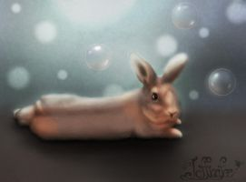 bunneeh by Toffisafee