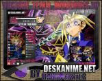 Yami Yugi Theme Windows XP by Danrockster