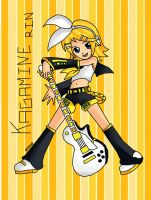 Kagamine Rin by Marcy-Rc