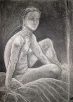 untitled nude 1 by ruthey