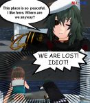 Kiso to Maya: Peaceful place by mlcm77