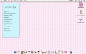 new desktop by mikiix