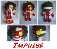 Impulse Plush by rosey-so-silly