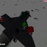 Vanoss and Delirious left behind by kinginbros2011