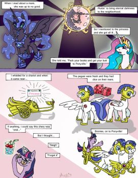 Fresh Princess of Ponyville 2 by Scarecrow31