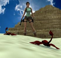 Tomb Raider 4 Remake by Lobiply