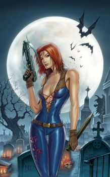 GFT 103 Jason Metcalf Cover by vic55b