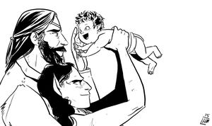 Little Family-Ink by helena-markos