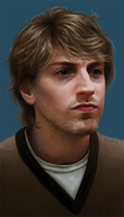 2010 Post-apocalyptic Topher by harbek