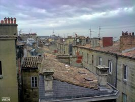 OnTheTop of the Porte cailhau by AuroraxCore