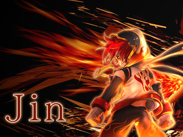 Grand Chase Jin Wallpaper by talesvf