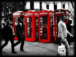 london red by awjay